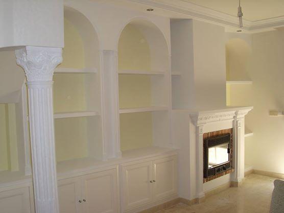 login form - Muebles De Escayola